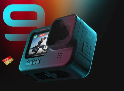 Go Pro Hero 9 launched