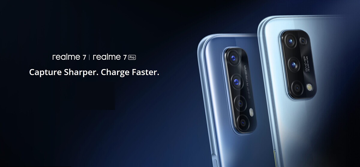 Real Me 7 and 7 pro Launched in India