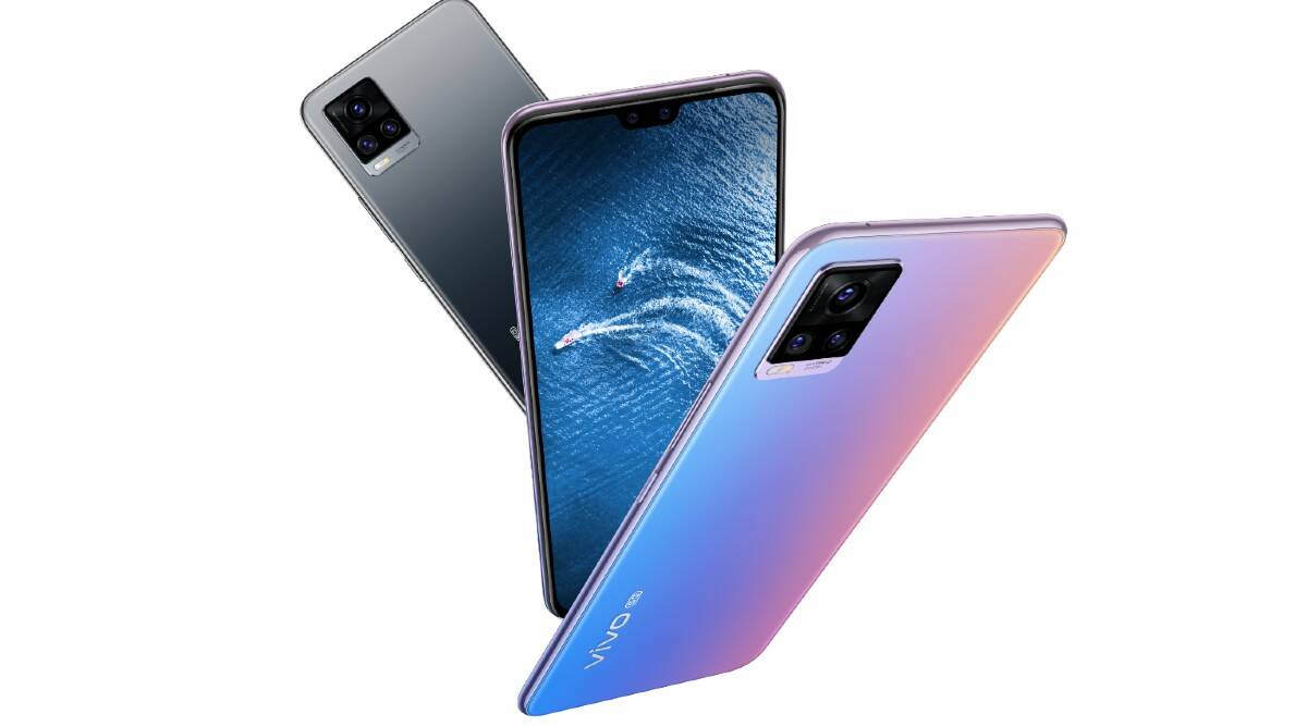 Vivo V20 Pro 5G Launched