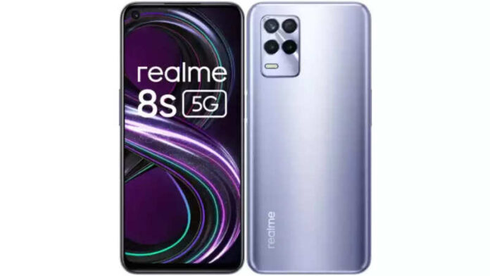 Real me 8s Smartphone